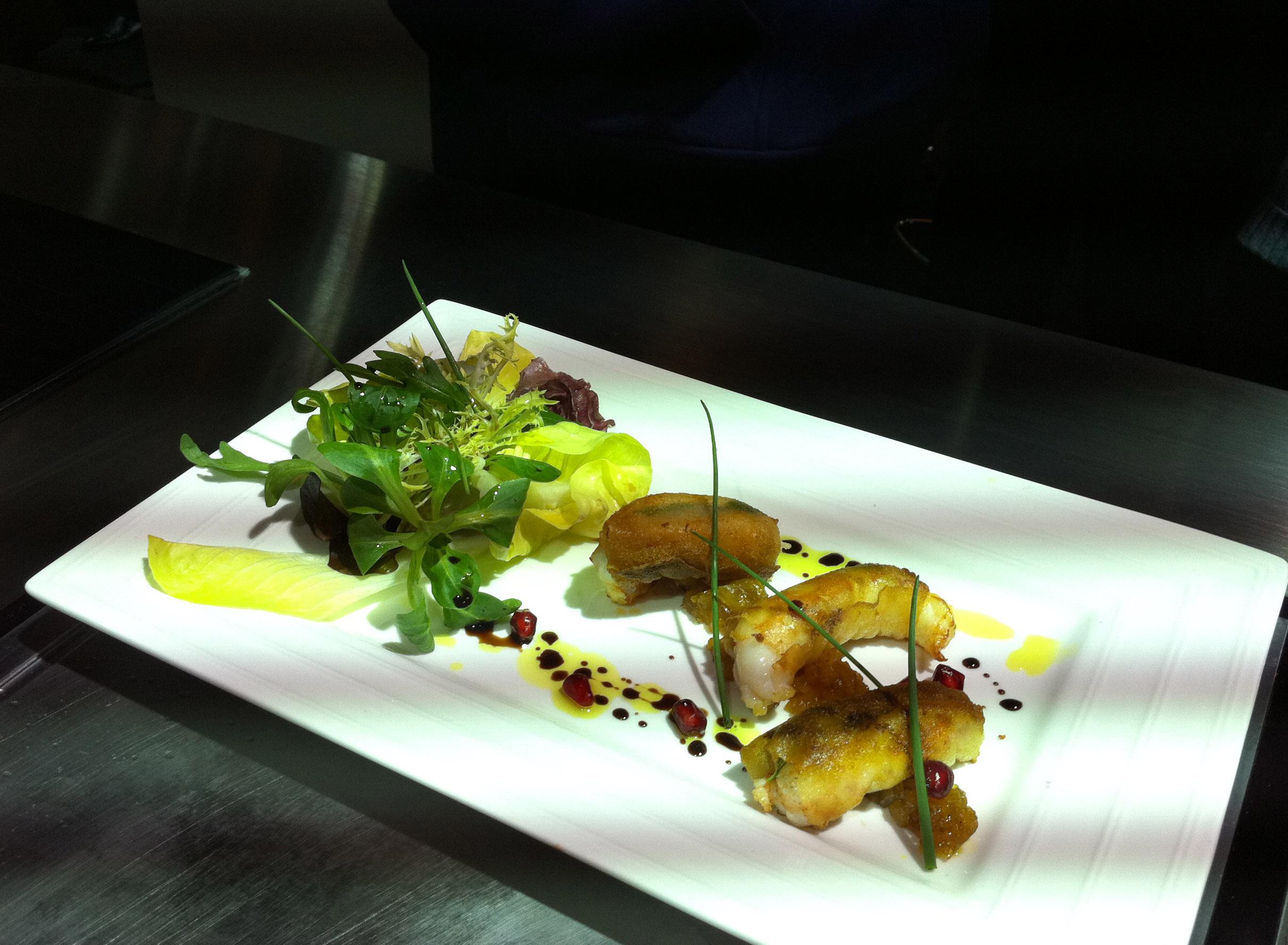 J ai test les langoustines de gilles les chefs mes - Ma petite cuisine by audrey ...
