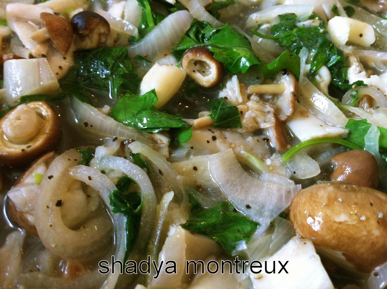 Mon coq moi aime les champignons les chefs mes h ros ma petite cuisine - Cuisson oeuf a la coq ...