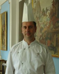 Le Chef Gilles Vincent