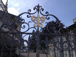 Le portail du Victoria