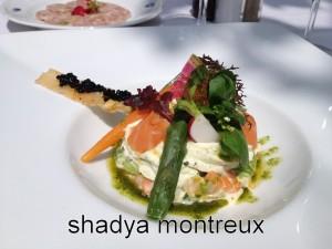 Ma Fraîcheur printanière en mode gastronomique