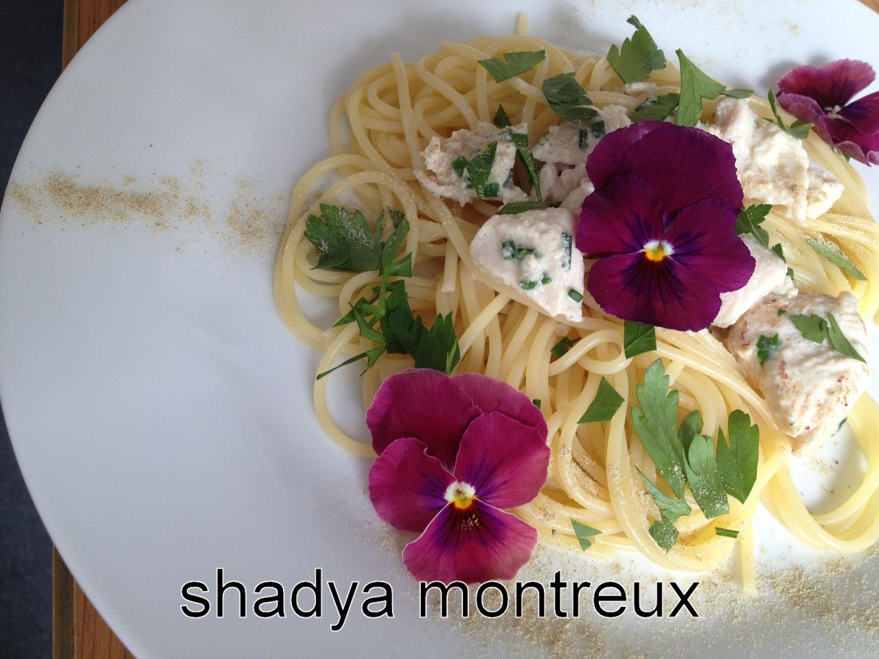Mes spaghetti pour un grand joaillier mes billets - Ma petite cuisine by audrey ...