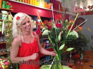 Bouquet du 1er Août dpour SHADYA