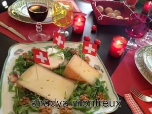 Mon plateau de fromages