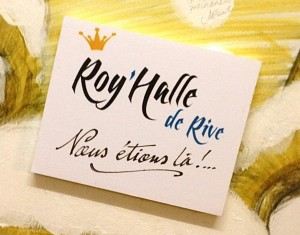Roy Halle de Rive