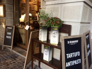 Terroir sicilien à Zurich