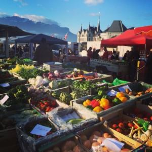 Mon marché préféré Vevey