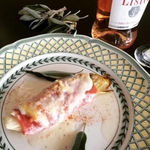 Un vrai bonheur avec un verre de Rosé