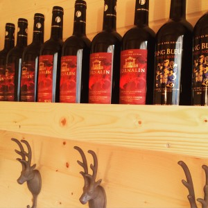 Chez Tatanka des carnotzets et des vins magiques
