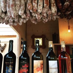 Les vins de la Cave des Rois chez Tatanka