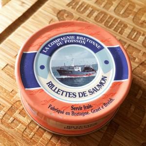 Ces rillettes de saumon sont une belle découverte