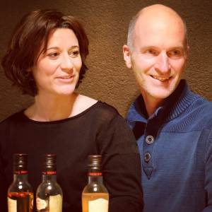 Elise et Marc Riedo créateurs du site Un monde meilleur
