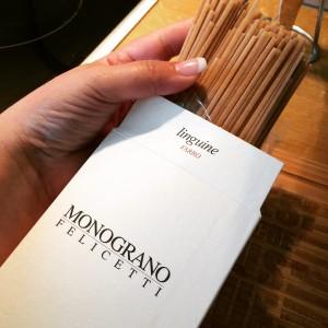 La Rolls des pâtes complètes