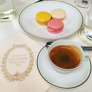 Café chez Ladurée Genève