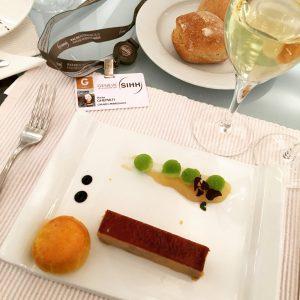 Le foie gras en entrée