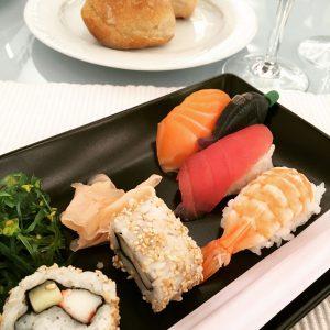 Sushi, Nigiri sushi et California