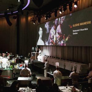 Concours Cuisinier d'Or 2017 Berne